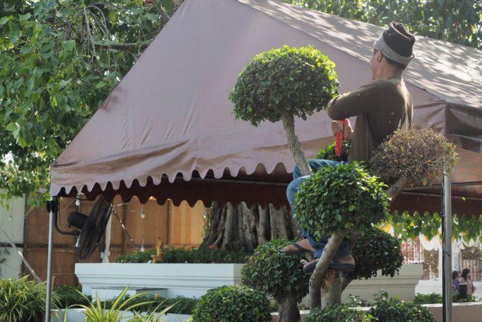BOZP Bangkok Wat Arun