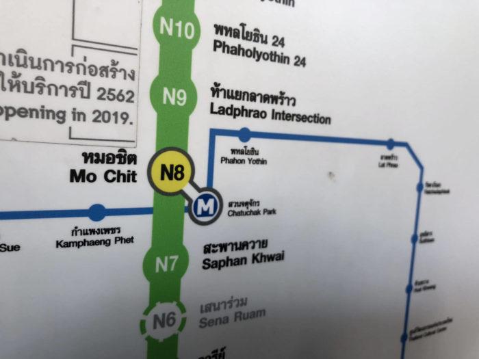 Zastávka Mo Chit