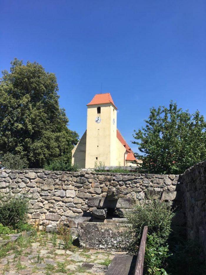 Kostel Jana Křtitele