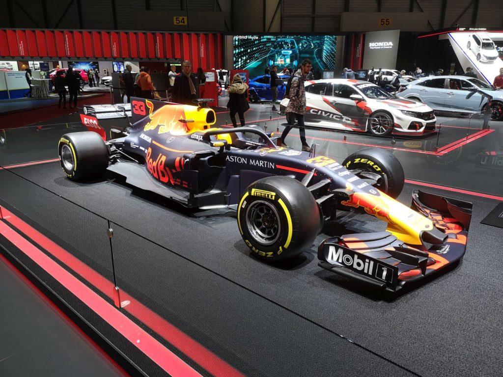 Formule 1 na GIMS2019