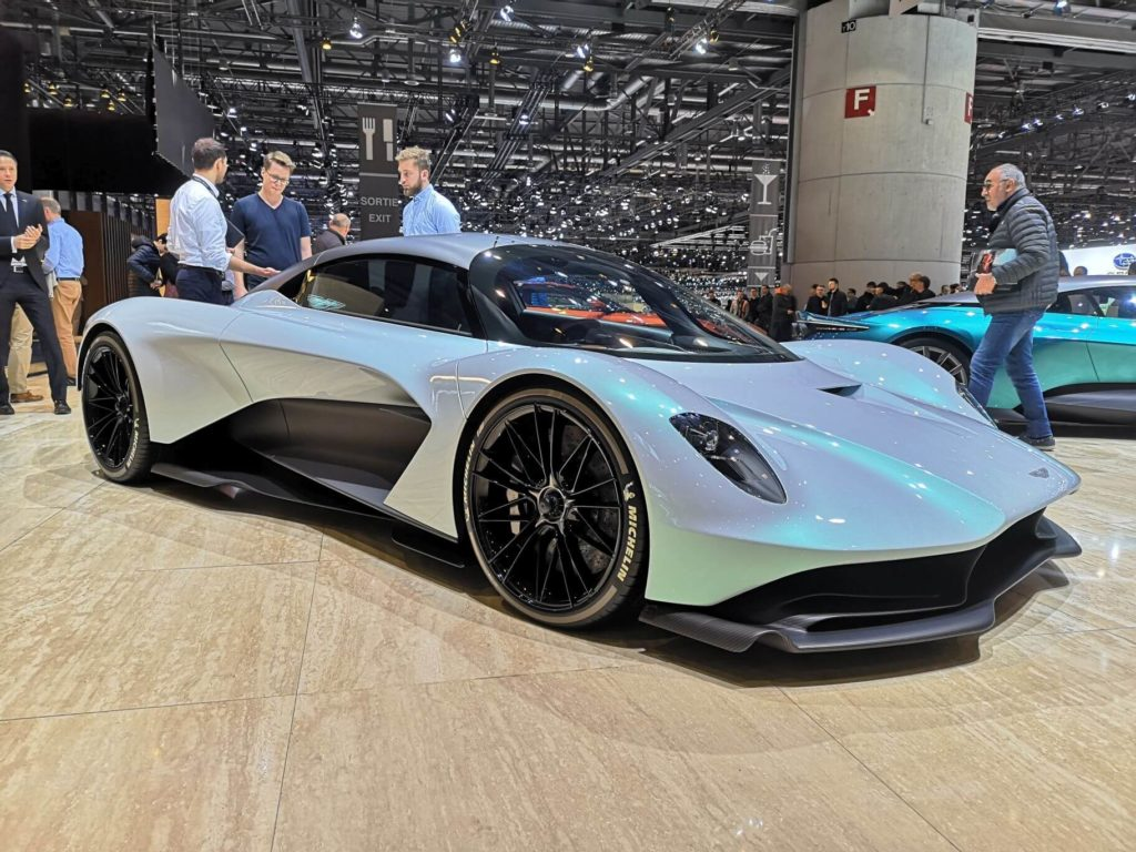 Aston Martin - Ženeva 2019