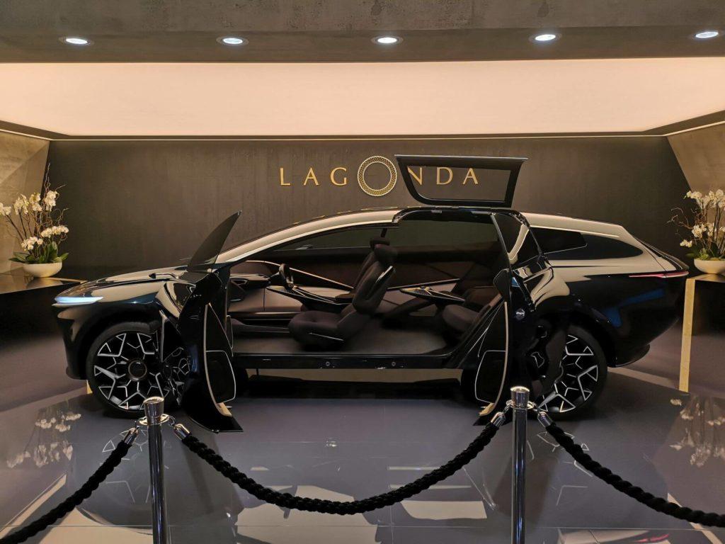 Aston Martin Lagonda - Ženeva 2019