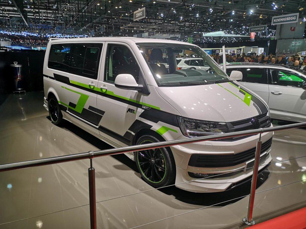 ABT Volkswagen - Ženeva 2019
