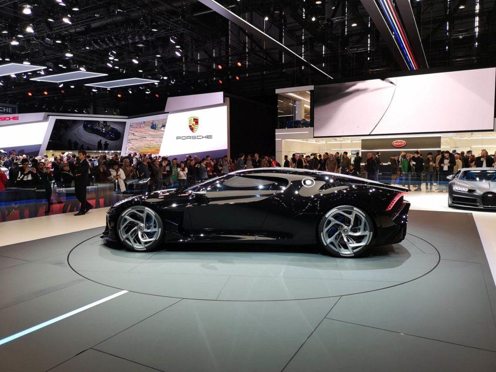 Bugatti La Voiture Noire - Ženeva 2019