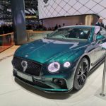 BENTLEY Continental GT Number 9 Edition by Mulliner - Ženeva 2019