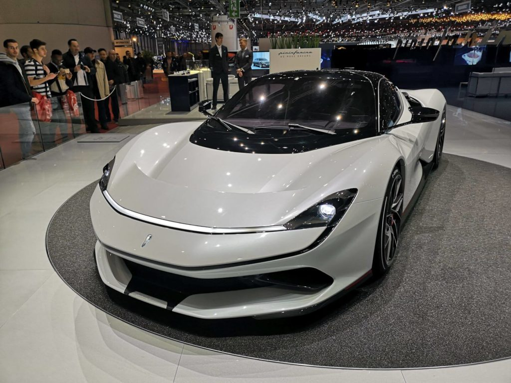 Pininfarina Battista - Ženeva 2019