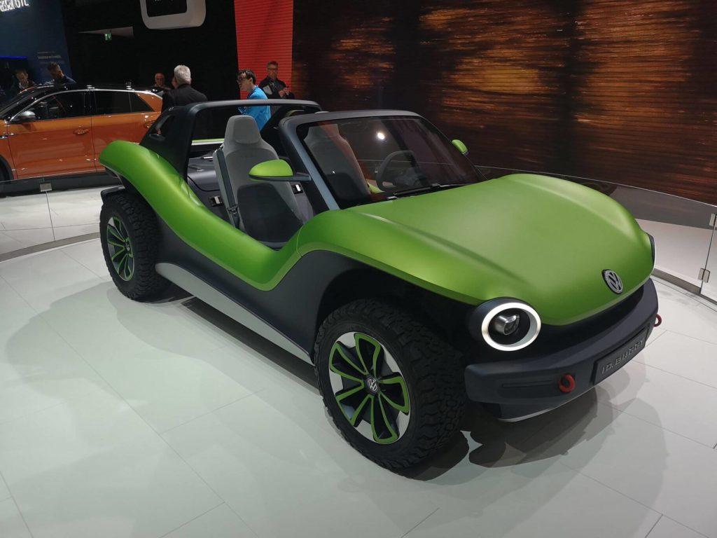 Volkswagen I.D. Buggy - Ženeva 2019