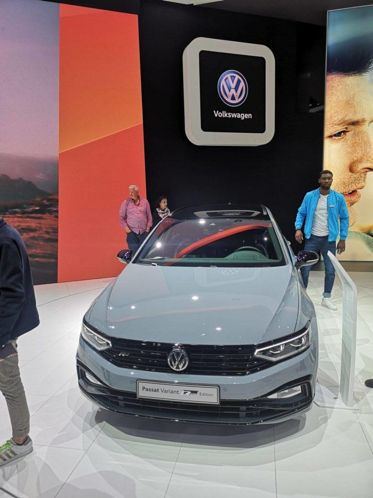 Volkswagen Passat Rline Edition - Ženeva 2019