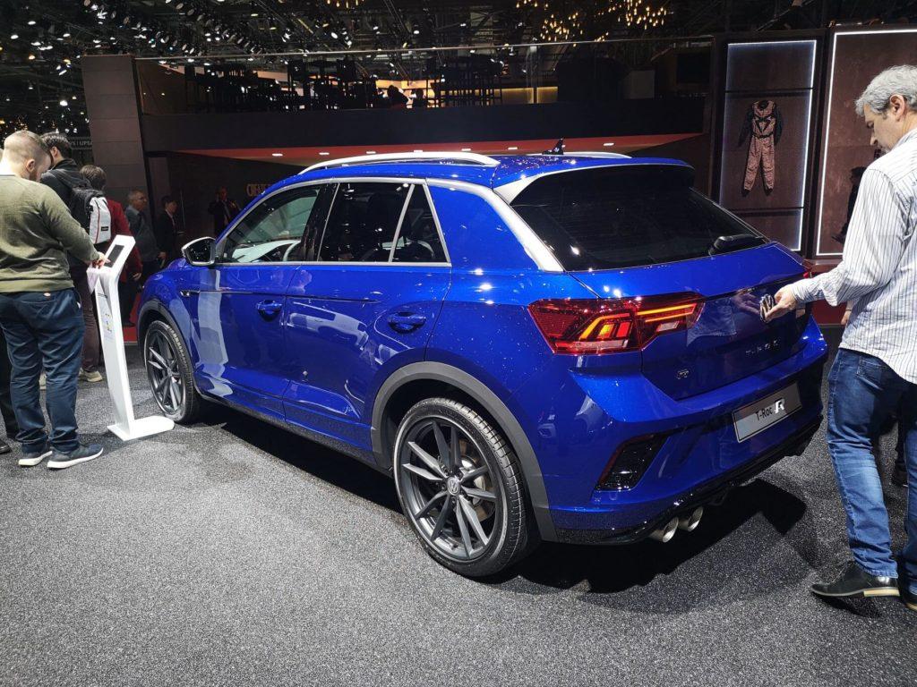 Volkswagen T-Roc R - Ženeva 2019