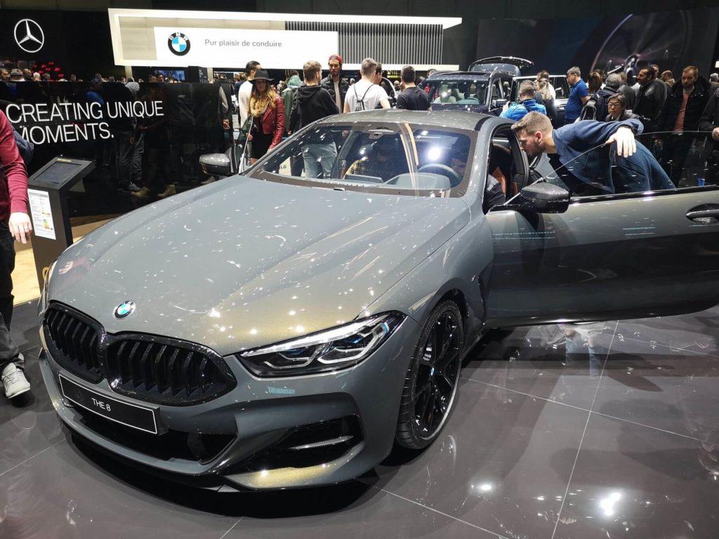 BMW 8 - Ženeva 2019