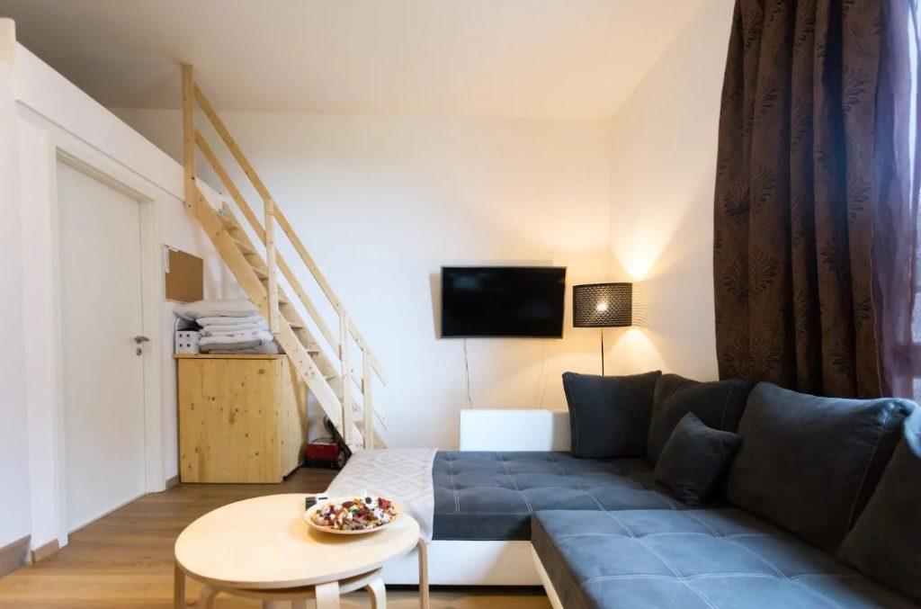 AIRBNB ubytování v Lausanne