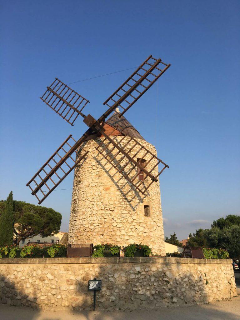 Allauch mlýn