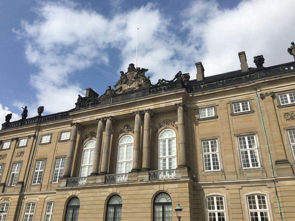 Amelienborg slot