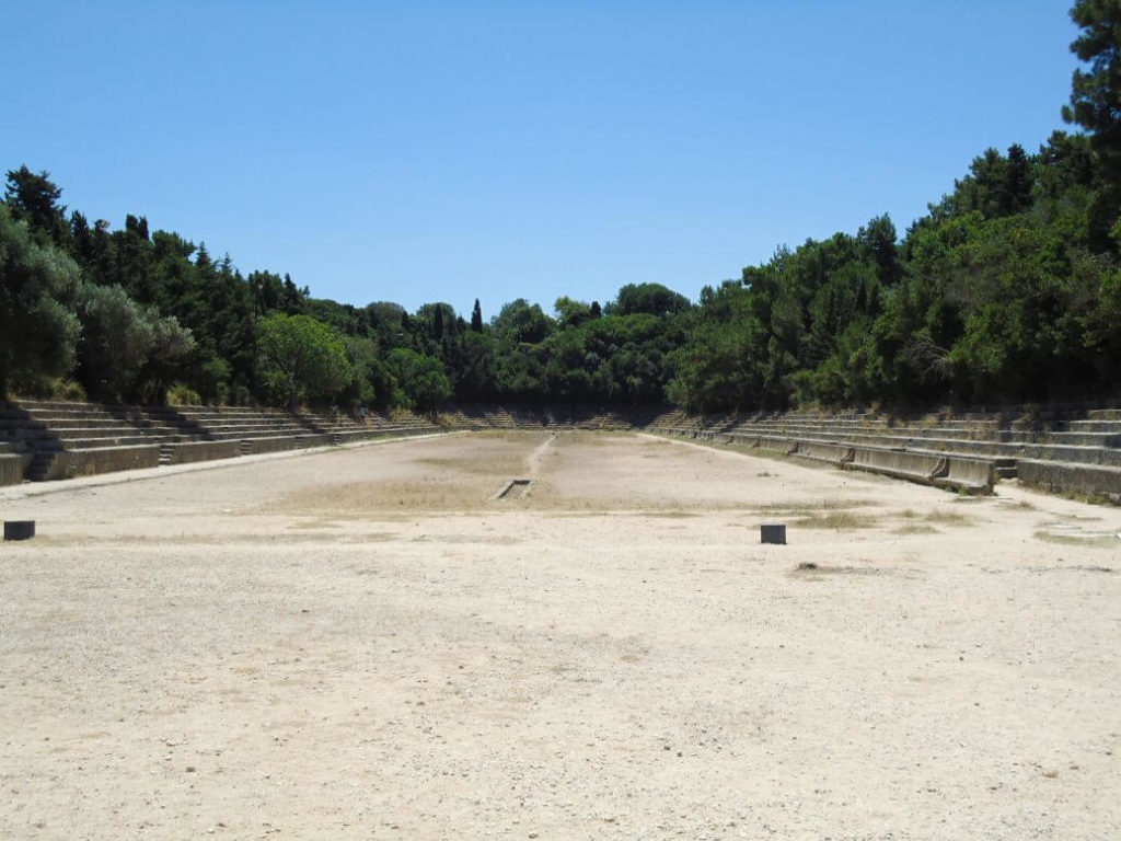 Antický stadion