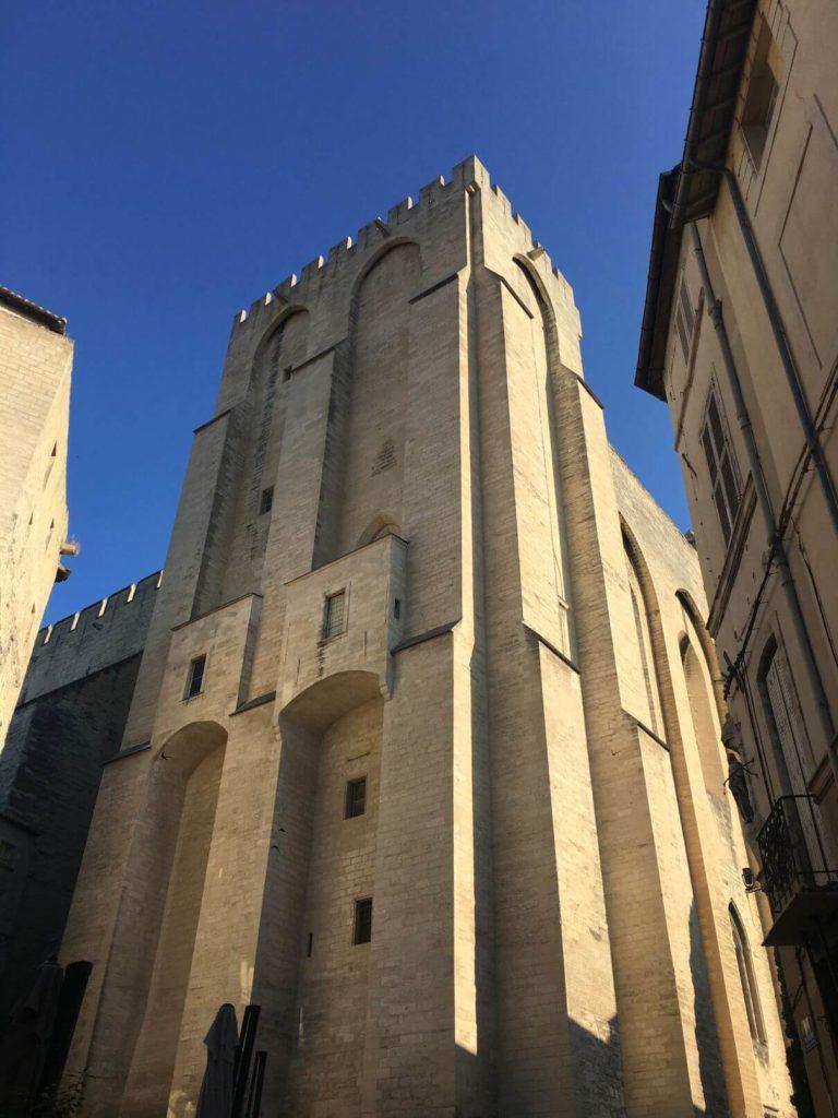 Avignon jižní Francie