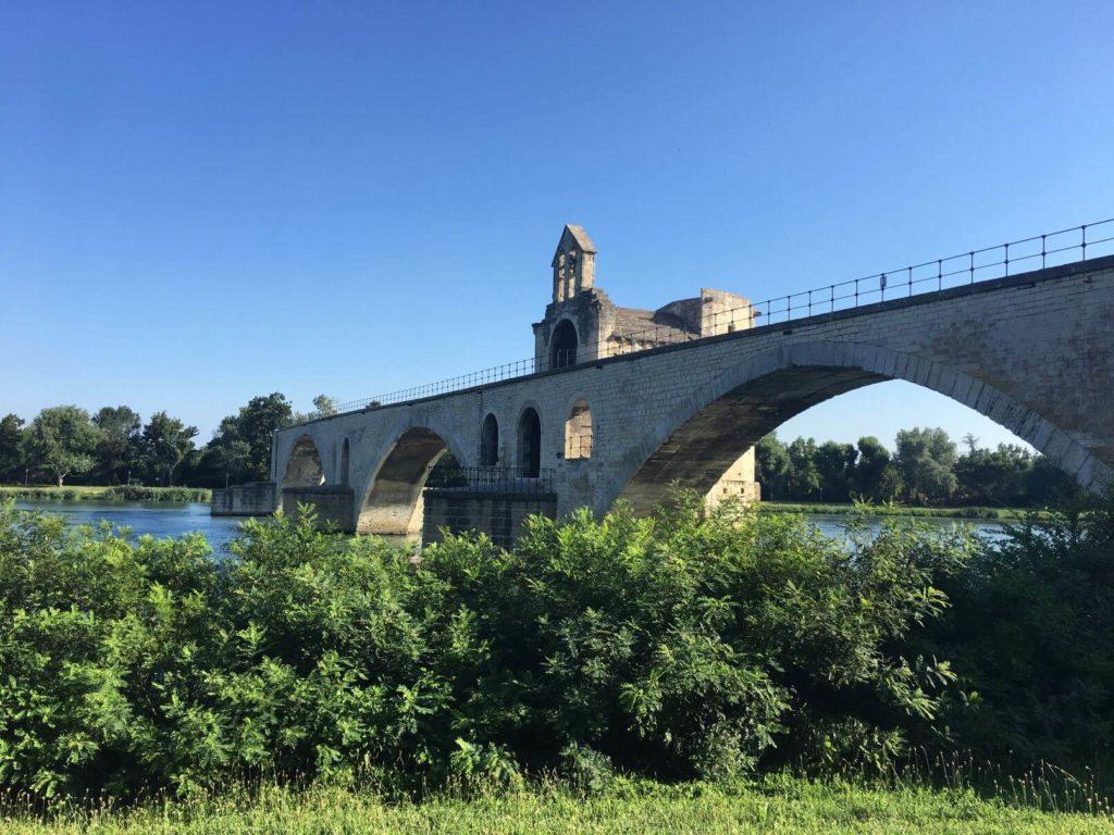 Avignon most