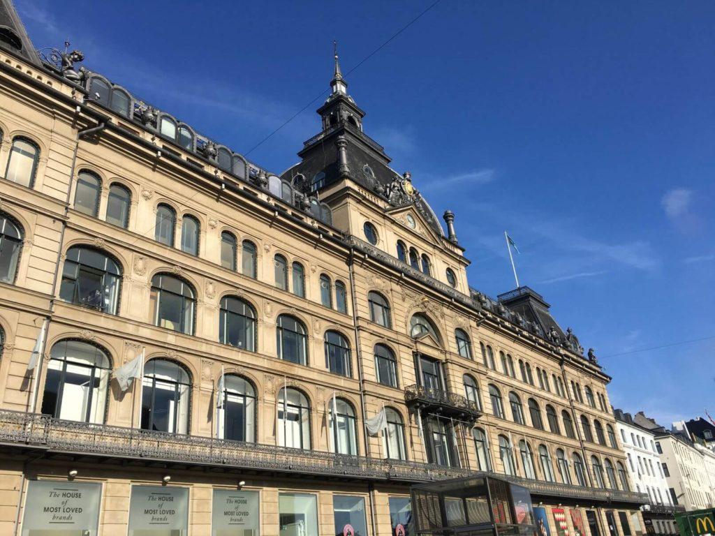 Budova Malmö
