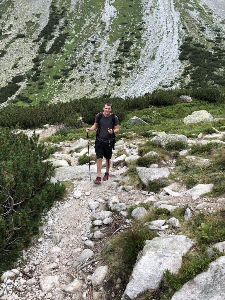 Cesta Hincovo údolí