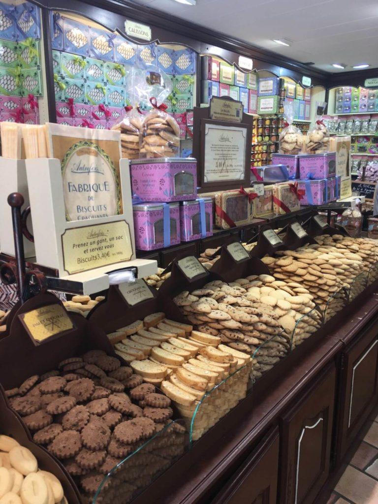 Cukrárna Les Baux de Provence