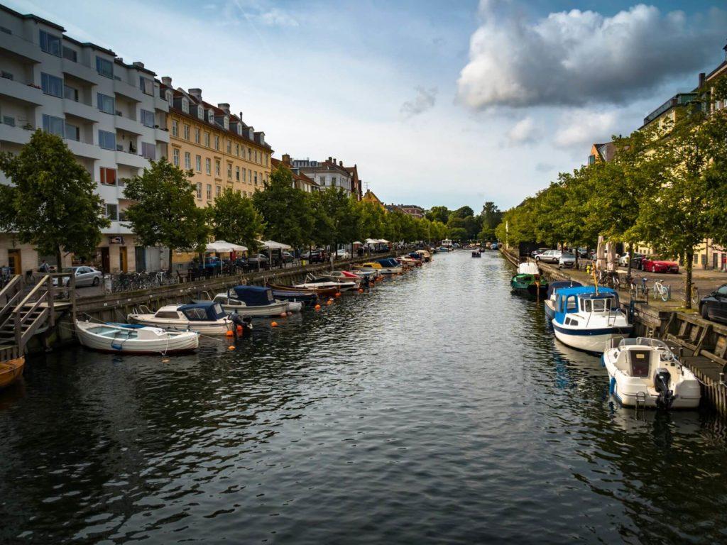 Kanál Kodaň