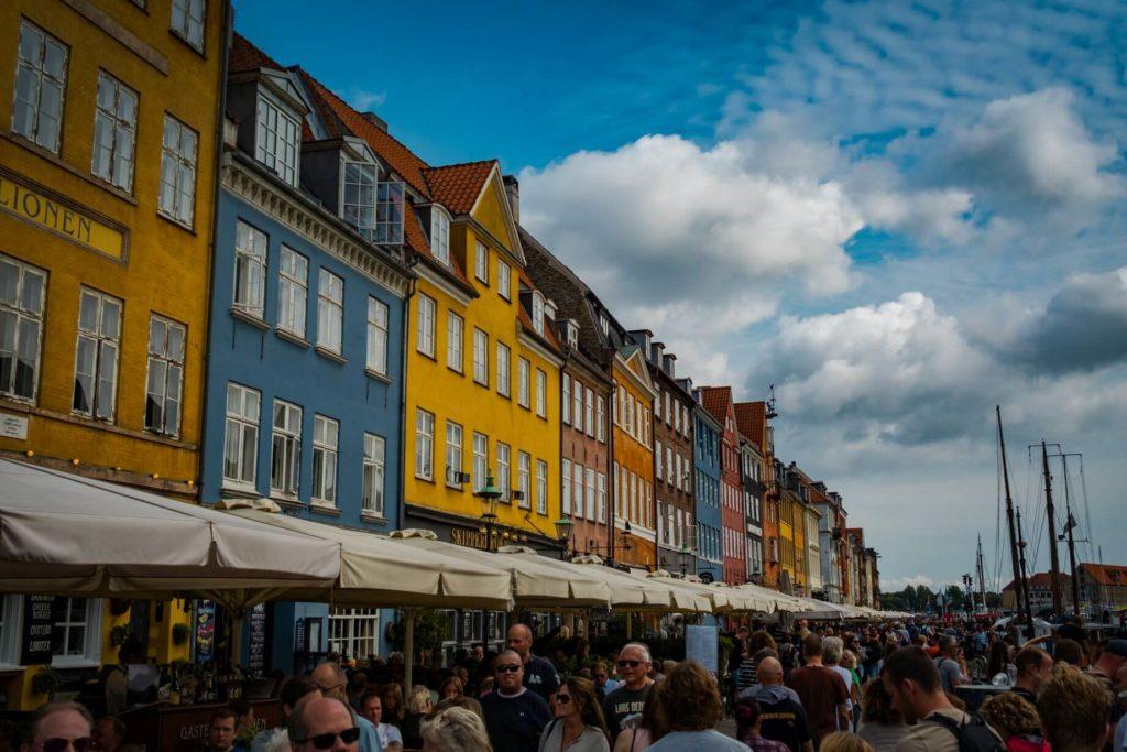 Kodaň Nyhavn