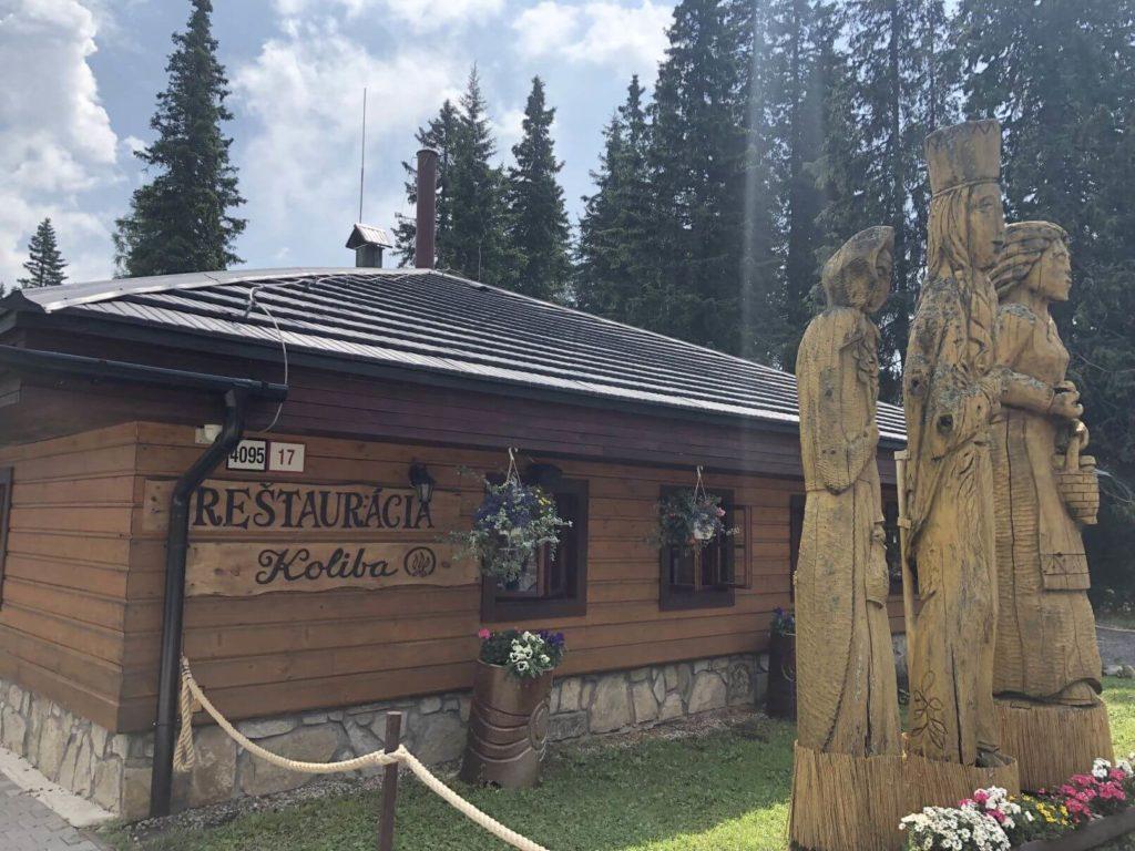 Reštaurácia Koliba