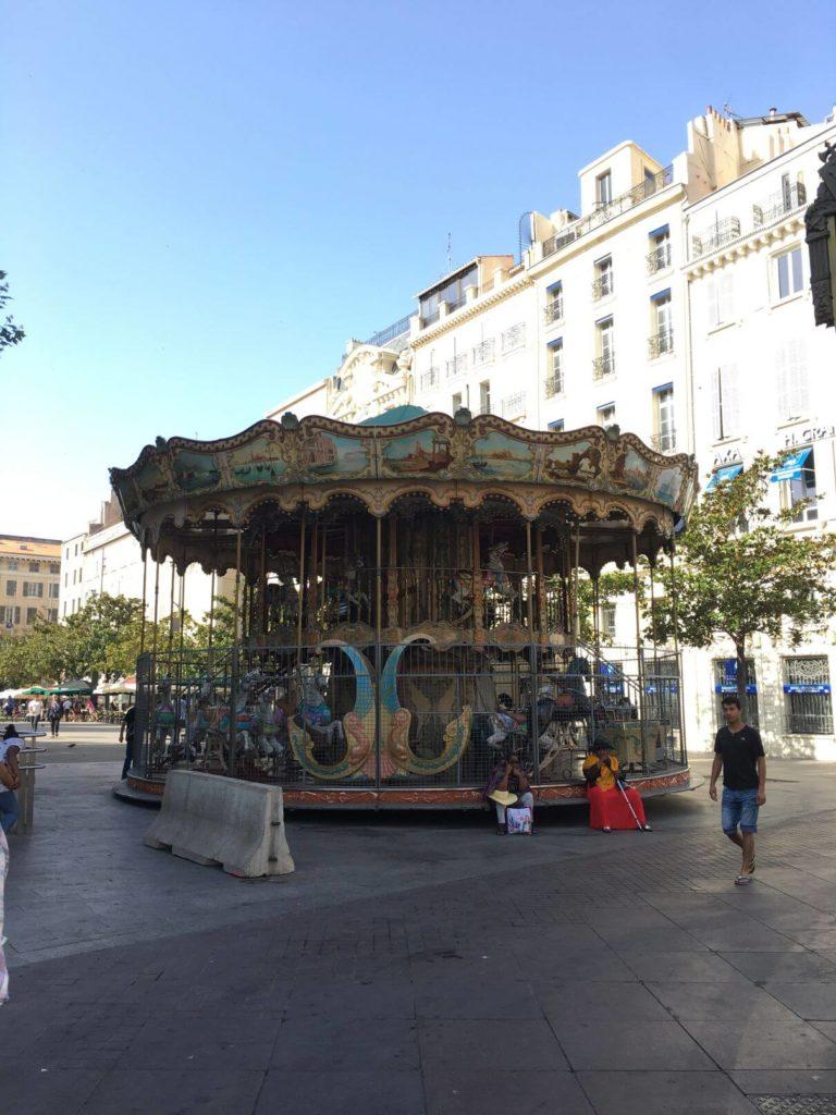 Kolotoč Marseille