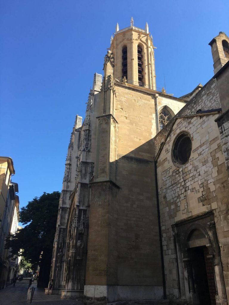 Kostel Aix
