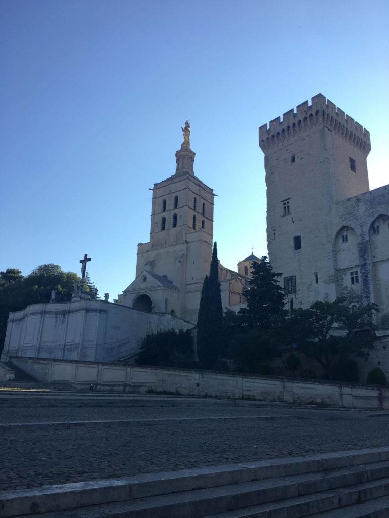 Kostel Avignon