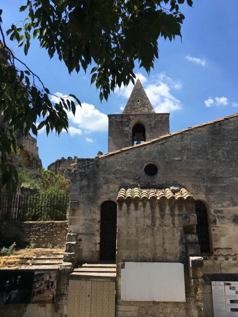 Kostel Les Baux de Provence