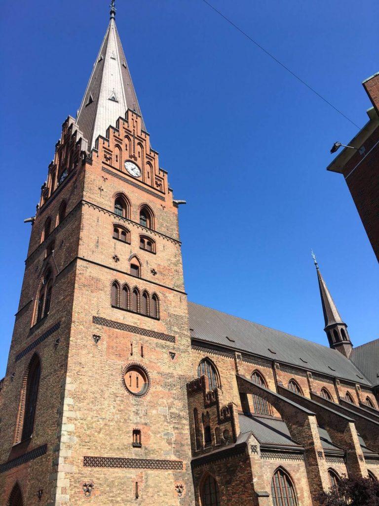 Kostel Malmö