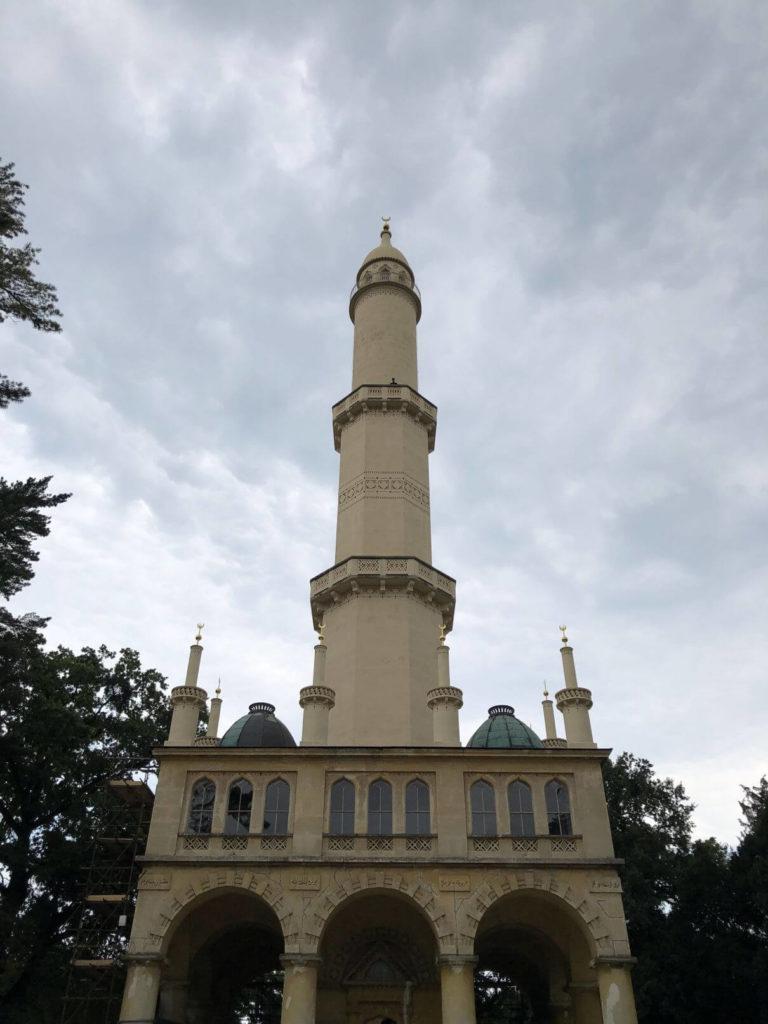 Lednicko-valtický areál Minaret