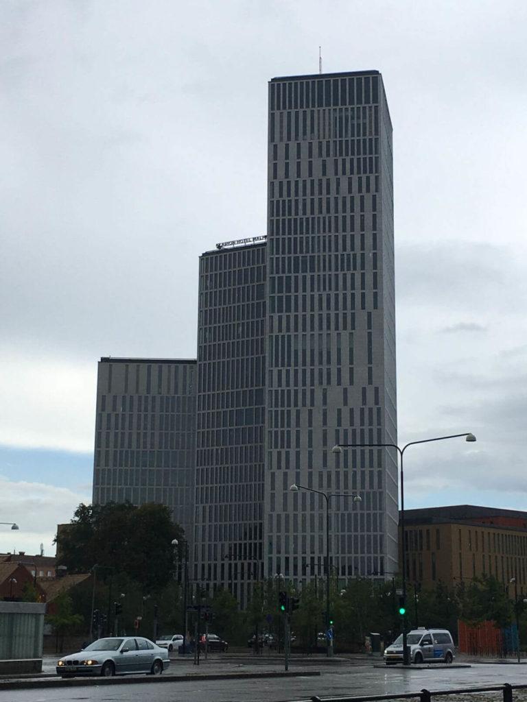 Malmö stavby