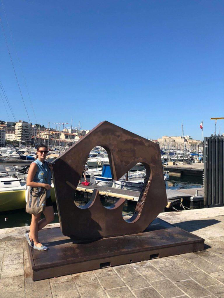 Marseille znak