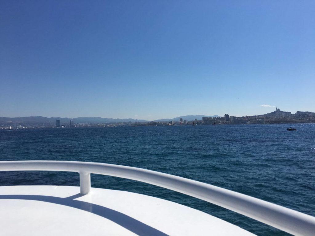 Plavba Marseille