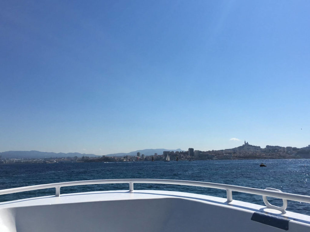 Plavba na ostrov If