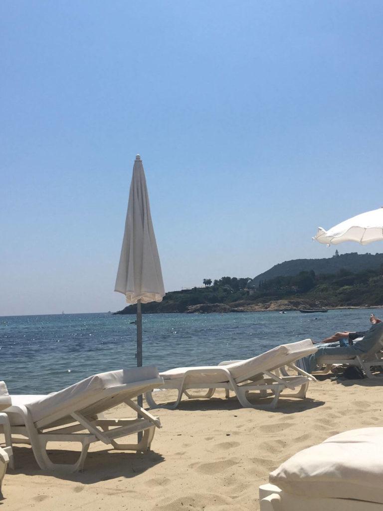 Pláž Pampelone