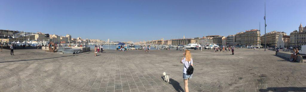 Přístav Marseille