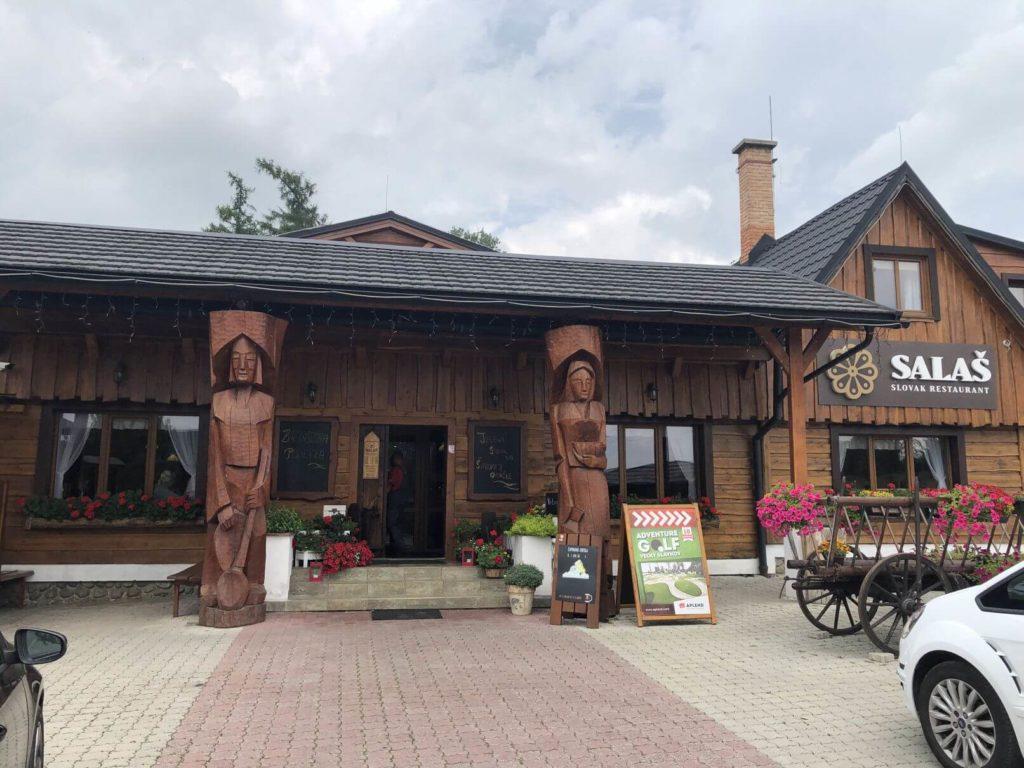 Restaurace Salaš