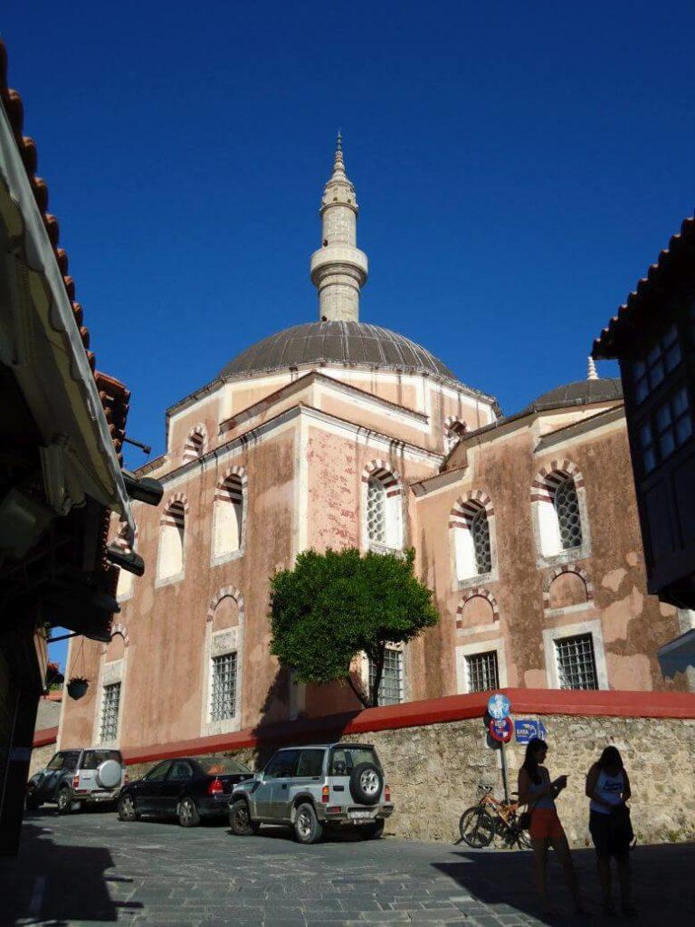 Rhodos mešita