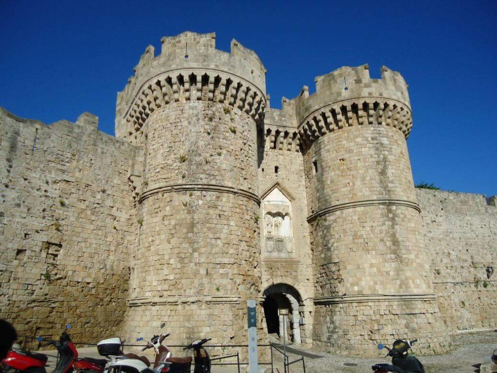 Rhodos palác