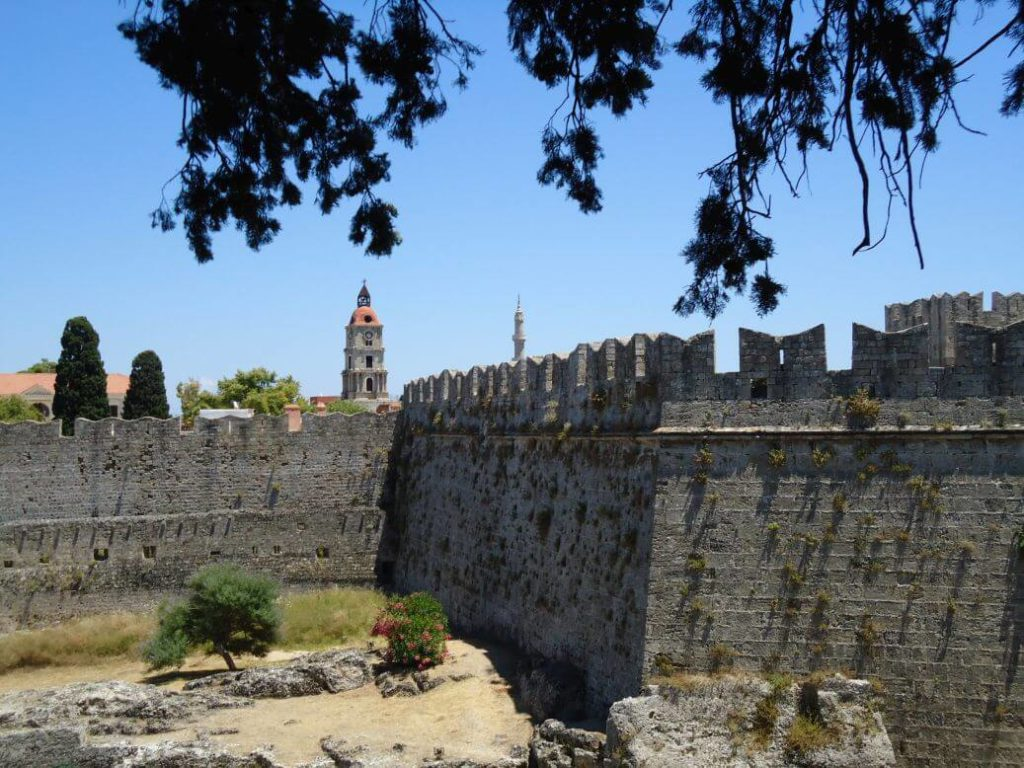 Rhodos pevnost