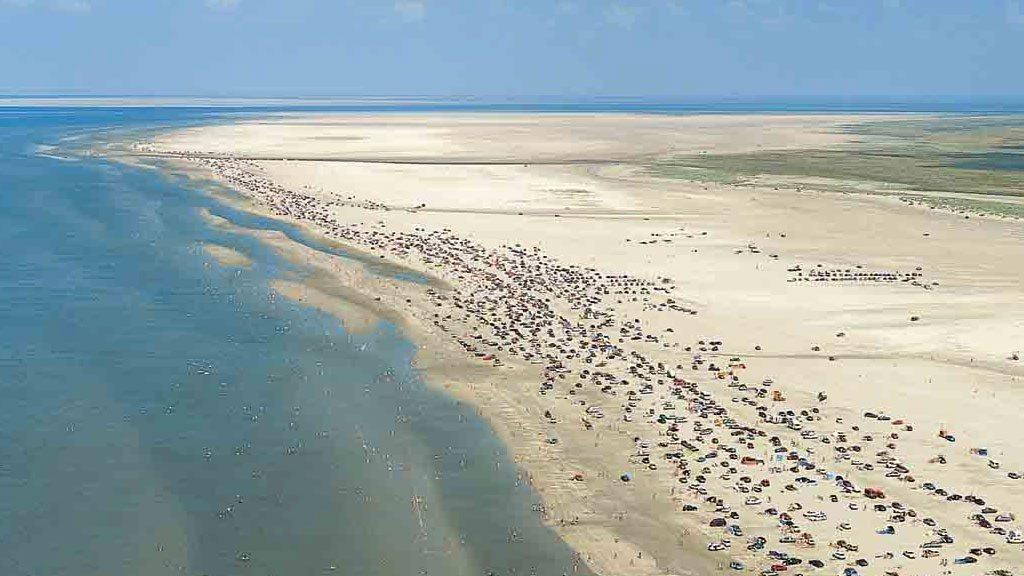 Pláže ROMO Dánsko