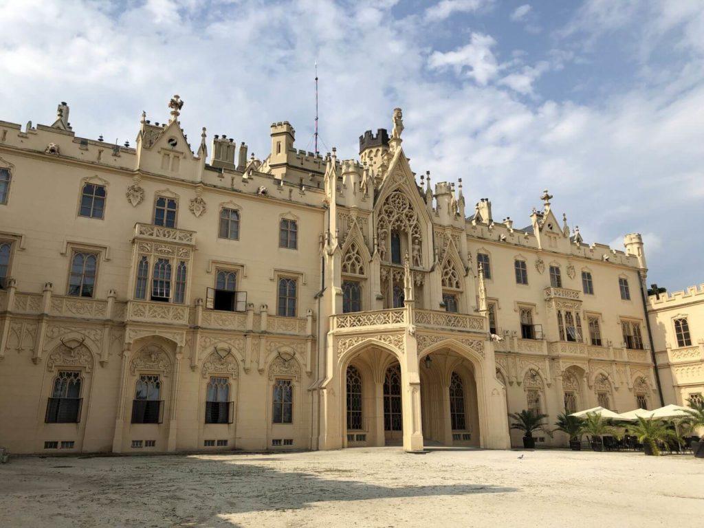 Státní zámek Lednice