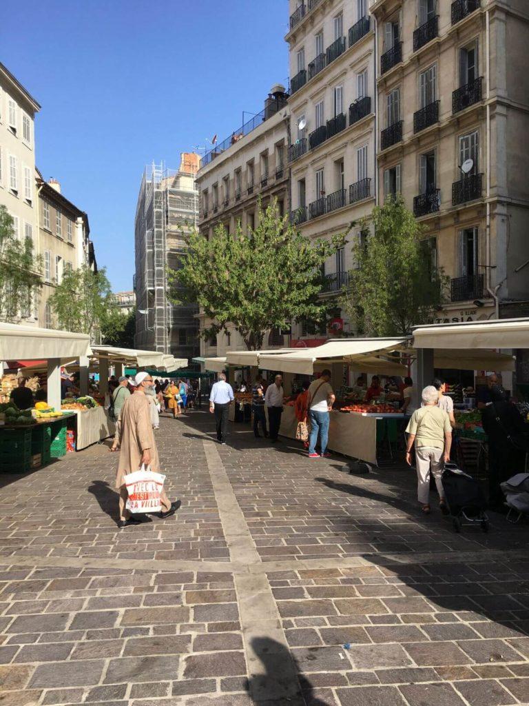 Trhy Marseille
