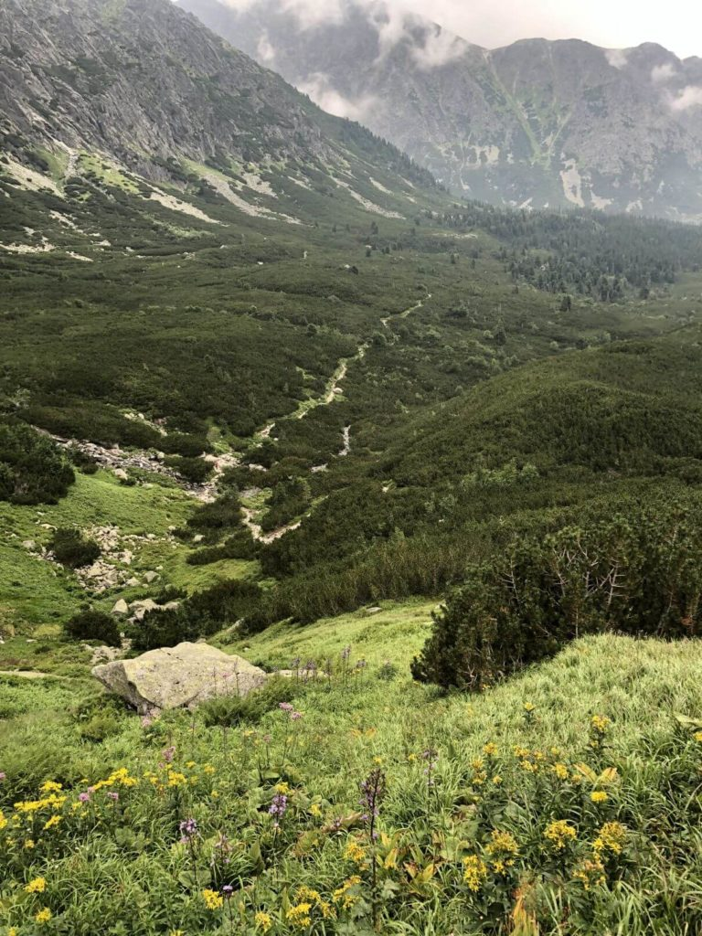 Túra Hincovo údolí