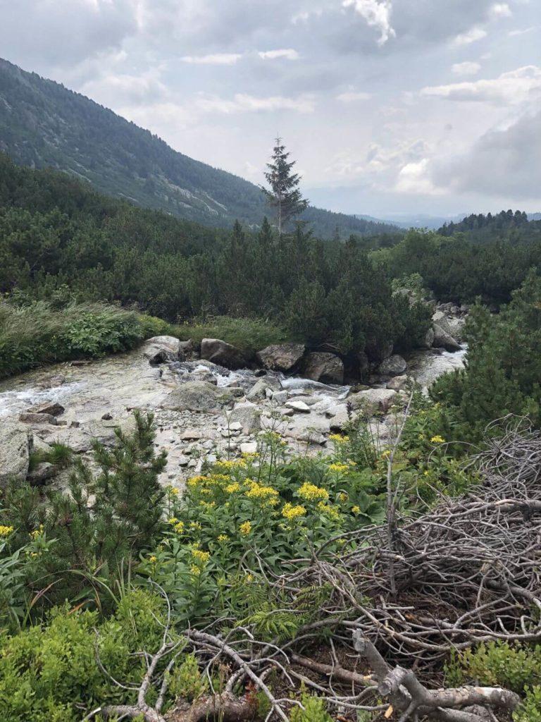 U vodopádu Skok