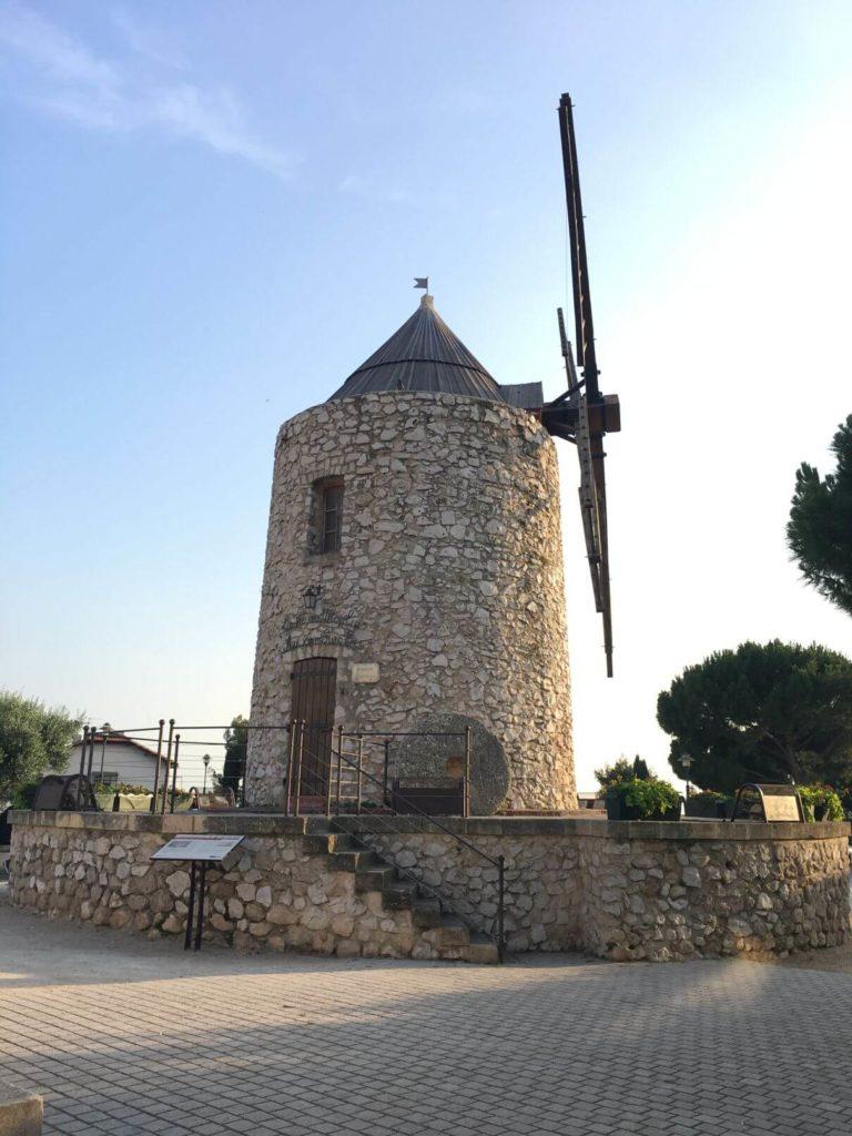 Větrný mlýn Allauch
