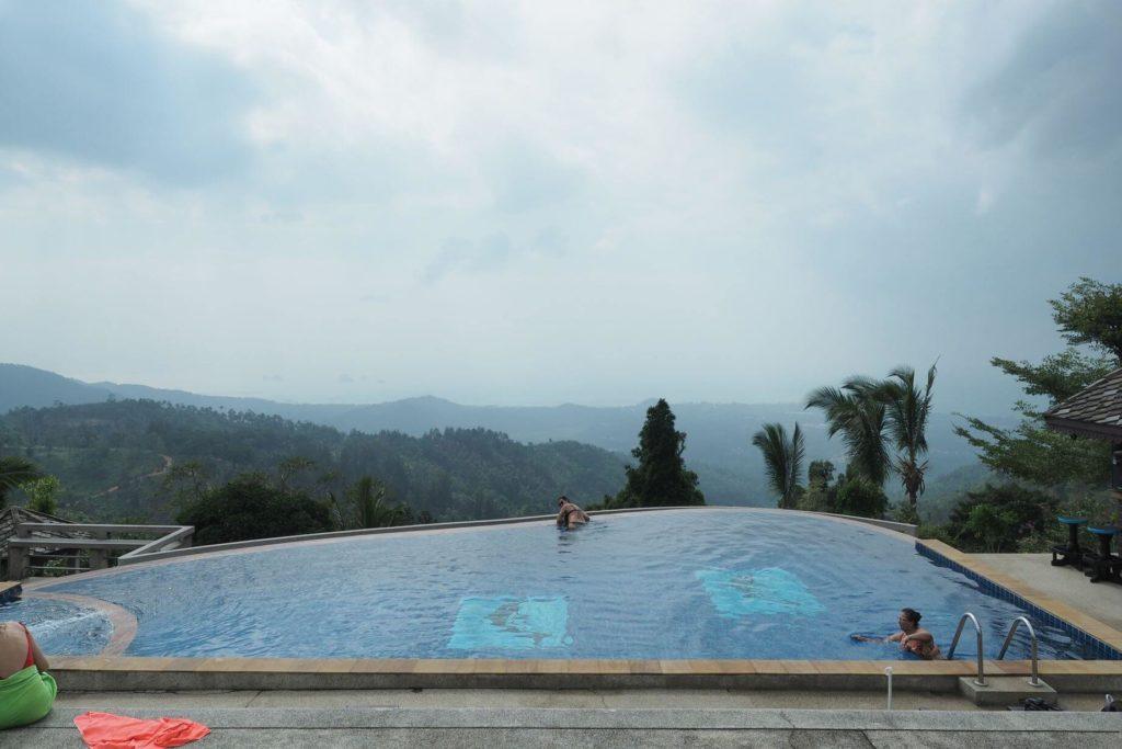 Bazén Paradise park