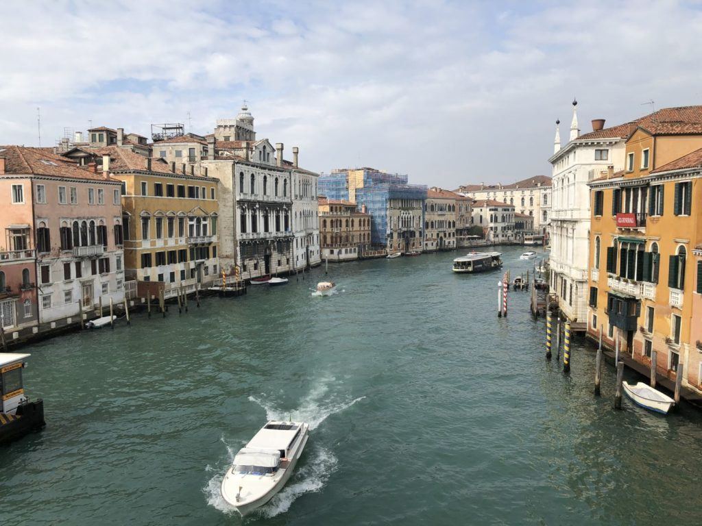 Benátky kanál